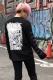 【ゲキクロ限定】KEYTALK × ゲキクロ スペシャル・コラボ LS Tシャツ 2018 BLACK / PURPLE