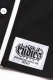 RUDIE'S NINEONE COLLEGE BASEBALL SHIRTS BLACK