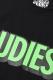 RUDIE'S SOLID PHAT-T BLACK