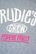 【バンドリ!×ゲキクロ】RUDIE'S×牛込りみコラボ 限定 パーカー