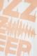 FUZZ REZ ZWEEP 1st LOGO TEE(2017 ver.) -WH-