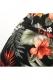 VIRGO VG-PT-288 U.N.V big aloha shorts BLACK