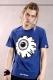 MISHKA MSS180011 T-shirts BLUE
