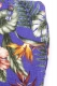 VIRGO VG-PT-288 U.N.V big aloha shorts BLUE