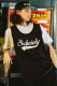 Subciety TANK TOP-GLORIOUS- BLK/WHT