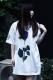 アマツカミ 棘薔薇 T-Shirt White