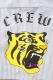 PUNK DRUNKERS 【PDSx阪神タイガース】タイガースワークシャツ WHITE