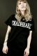DEADHEARTZ LOGO TEES BLACK
