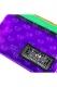 ROLLING CRADLE CYCLOPS SHOUT COIN CASE / Purple
