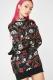 RIPNDIP Dead Rose Knit Sweater (Black)