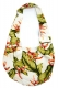 VIRGO LANTANA ALOHA BAG WHITE