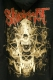 SLIPKNOT Slipknot Men's Hooded Top: Skull Teeth