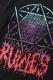 RUDIE'S HEXAGRAM VICE-T BLACK/GRADATION