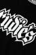 RUDIE'S SPARK-Tee BLK/WHT
