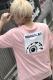 MISHKA MSS180059 T-shirts PINK