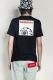 MISHKA MSS180059 T-shirts BLACK