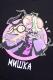 MISHKA EX181358 DEATH INVADER TEE BLACK