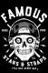 FAMOUS STARS AND STRAPS (フェイマス・スターズ・アンド・ストラップス) SKULL DRUMMER TANK BLK
