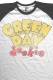 GREEN DAY Dookie Ragran T-Shirts