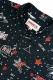 ANIMALIA AN17U-SH01 LIBERTINE Shirts 17SU BLACK