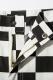 Subciety CHECKER BASKET SHORTS BLACK