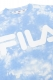 FILA FM9490 GRAPHIC T-SHIRT BLUE