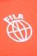 FILA FM9486 GRAPHIC T-SHIRT NEON ORENGE