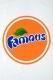 FAMOUS STARS AND STRAPS (フェイマス・スターズ・アンド・ストラップス) FIZZ TEE