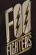 FOO FIGHTERS SLANTED LOGO T-Shirt