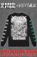 【ゲキクロ限定】KEYTALK × ゲキクロ スペシャル・コラボ LS Tシャツ 2018 BLACK / GREEN