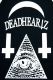 DEADHEARTZ WORLD TANK TOP BLACK