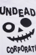 UNDEAD CORPORATION UNDER FACE Tシャツ