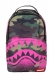 SPRAY GROUND PINK STENCIL CAMO