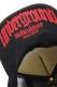 RUDIE'S SPARK MESH CAP BLACK/BLACK/RED