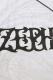 Zephyren BIG BASEBALL SHIRT S/S -SEAMLESS- WHITE