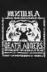 MISHKA (ミシカ) Chained Death Adder Tank Tops BLACK