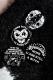 KILL STAR CLOTHING(キルスター・クロージング) Badge Up Pack 1 [B]