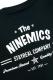 NineMicrophones COMPANY S/S BLACK