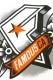 FAMOUS STARS AND STRAPS (フェイマス・スターズ・アンド・ストラップス) FAMOUS CA TEE WHITE