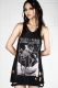 DISTURBIA CLOTHING ABUSE OF POWER VEST