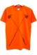GoneR Rose『X』 T-Shirts Orange