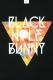 BLACK HOLE BUNNY Gummy Delta BLACK