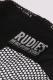RUDIE'S HEAD GEAR BASTARD MESHCAP BLACK