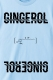 【ゲキクロ限定】 a crowd of rebellion Gingerol T-Shirt Light Blue