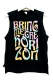 BRING ME THE HORIZON Psychedelic Logo-Sleeveless Tanktop