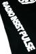 RIP DESIGN WORXX RIP TeeMC Tシャツ BLACK