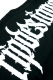 RIP DESIGN WORXX カルマTシャツ BLACK