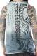 IRON FIST CLOTHING WISHBONE OMBRE TANK