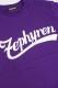 Zephyren (ゼファレン) S/S TEE -BEYOND- PURPLE