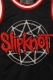 SLIPKNOT Embroidered and Applique-Authentic Basketball Jersey